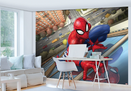 Spider-man wall mural wallpaper Marvel